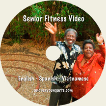senior fitness video